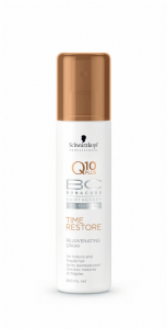 Schwarzkopf BC Q10+ Time Restore Rejuvinating  Spray 200ml